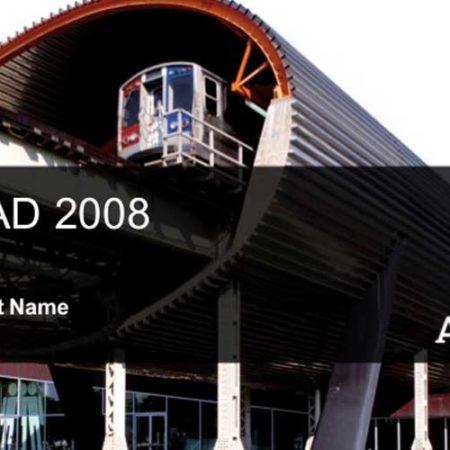 Autocad 2008 in Urdu