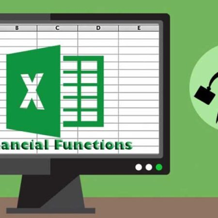 Excel Financial Functions Urdu Tutorial